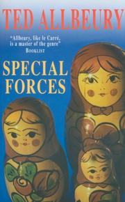 Cover of: Special Forces
