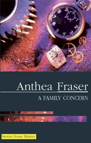 Cover of: A Family Concern