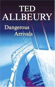 Cover of: Dangerous Arrivals