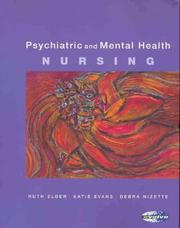 Cover of: Psychiatric And Mental Health Nursing