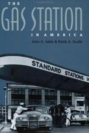 Cover of: The Gas Station in America (Creating the North American Landscape)