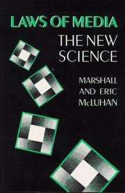 Cover of: Laws of media: the new science