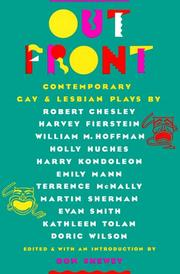 Cover of: Out Front