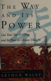 Cover of: The way and its power