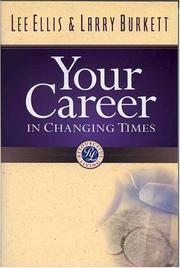 Cover of: Your Career in Changing Times