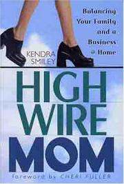 Cover of: High-Wire Mom