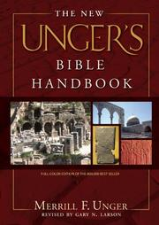 Cover of: The New Unger's Bible Handbook