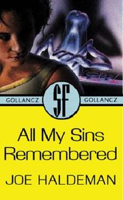 Cover of: All my sins remembered
