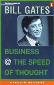Cover of: Business at the Speed of Thought (Penguin Joint Venture Readers)