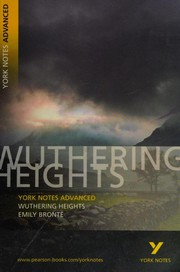 "Cover of: York Notes on Emily Bronte's ""Wuthering Heights"""