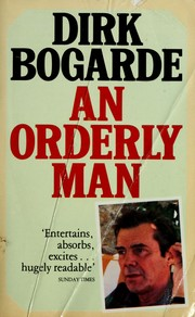 Cover of: An Orderly Man