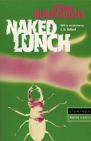 Cover of: Naked Lunch (Harperperennial Classics)
