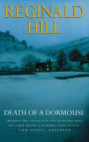 Cover of: Death of a dormouse