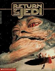 Cover of: Return of the Jedi: A Storybook (Star Wars Series)