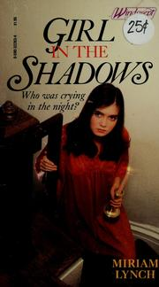 Cover of: Girl in the Shadows (Winswept Mystery/Romance #3)