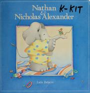 Cover of: Nathan and Nicholas Alexander