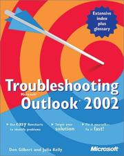 Cover of: Troubleshooting Microsoft Outlook 2002