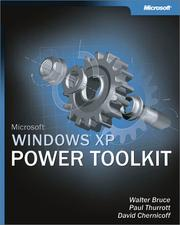 Cover of: Microsoft Windows XP Power Toolkit (Bpg-Other)