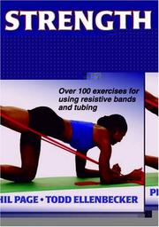 Cover of: Strength Band Training (American Sport Education Prog)