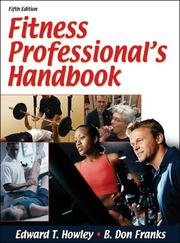 Cover of: Fitness Professional's Handbook