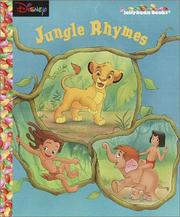 Cover of: Jungle Rhymes (Jellybean Books(R))
