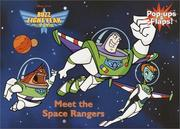 Cover of: Meet the Space Rangers (Flap Pops)