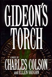 Cover of: Gideon's torch