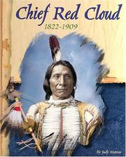 Cover of: Chief Red Cloud: 1822 - 1909 (American Indian Biographies)