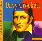 Cover of: Davy Crockett (Photo-Illustrated Biographies)