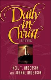 Cover of: Daily in Christ