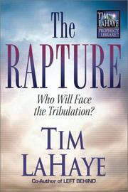 Cover of: The Rapture: In the Twinkling of an Eye--Countdown to the Earth's Last Days (Before They Were Left Behind, Book 3)