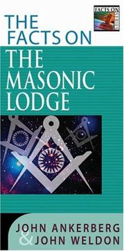 Cover of: The Facts on the Masonic Lodge (The Facts On Series)