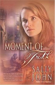 Cover of: Moment of Truth (In a Heartbeat)