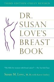 Cover of: Dr. Susan Love's Breast Book
