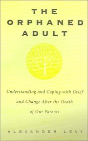 Cover of: The orphaned adult