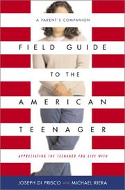 Cover of: Field Guide to the American Teenager