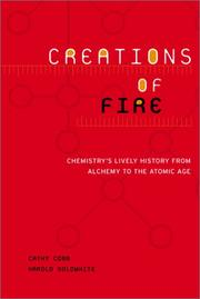 Cover of: Creations of Fire