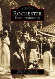 Cover of: Rochester Neighborhoods (NY)  (Images of America)