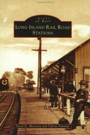 Cover of: Long Island Rail Road Stations (Images of Rail)