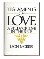 Cover of: Testaments of Love