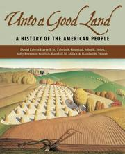 Cover of: Unto A Good Land