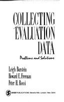 Cover of: Collecting Evaluation Data