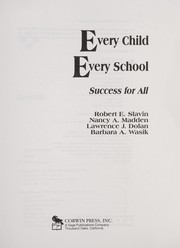 Cover of: Every child, every school