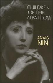 Cover of: Children of the albatross