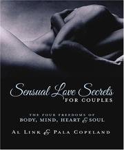 Cover of: Sensual Love Secrets for Couples