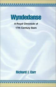 Cover of: Wyndedanse