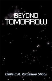 Cover of: Beyond Tomorrow