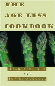Cover of: The Age Less Cookbook