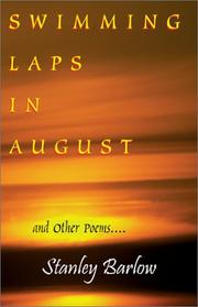 Cover of: Swimming Laps in August