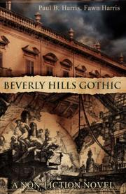 Cover of: BEVERLY Hills Gothic